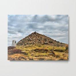 Beamsley Beacon  Metal Print