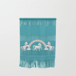 It's magic! Unicorn Wall Hanging
