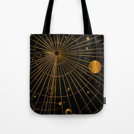 Chart the Stars Tote Bag