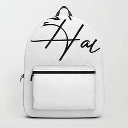 Hallelujah Christian Faith Backpack