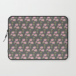 annabel - gray Laptop Sleeve