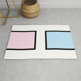 H stands for HELL - soft - Living Hell Rug