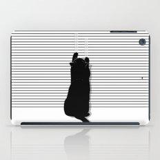 Cat Scratch iPad Case