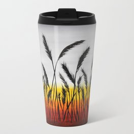 By the lakeside Travel Mug