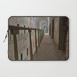 Green Grunge Mile Laptop Sleeve