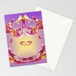 the inner heart - das innere Herz Stationery Cards