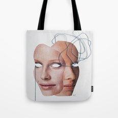 Left Brain - Right Brain Tote Bag