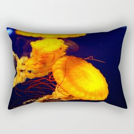 West Coast Nettle III Rectangular Pillow