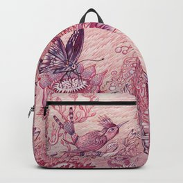 Tuscan Red Moondance Backpack