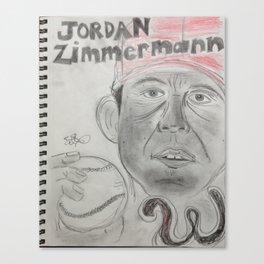 Jordan Zimmerman Canvas Print