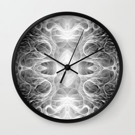 Inside Your Bones Wall Clock