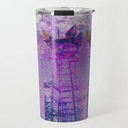 Stuck On Static Travel Mug