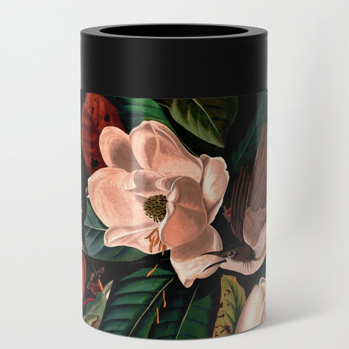 FLORAL AND BIRDS XIV Can Cooler