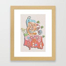 ralph Framed Art Print