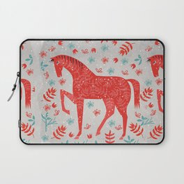 The Red Horse Laptop Sleeve