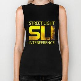 Street Light Interference Biker Tank