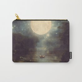 I Wish You Love Me Forever Carry-All Pouch