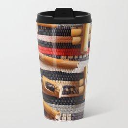 Azores islands handicraft Travel Mug