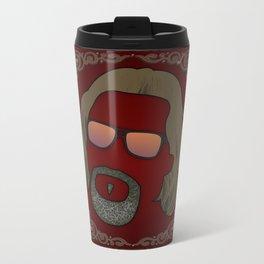 Dude Metal Travel Mug