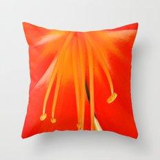 Firefall Throw Pillow