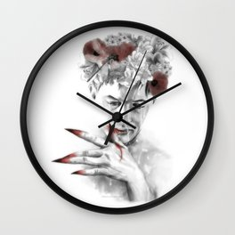 Rusałka!Dean Wall Clock