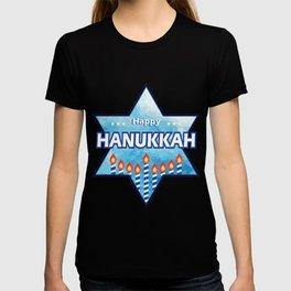 Hanukkah Candles tonight T-shirt