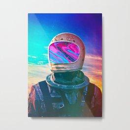 Synthetic Metal Print