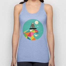 Surfs Up Unisex Tank Top