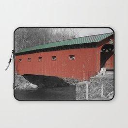 Arlington Covered Bridge Laptop Sleeve