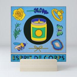 Esprit de Corps Mini Art Print