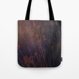 gilded flickers Tote Bag