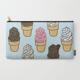 Ice Cream Parade Carry-All Pouch