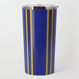 Chun Li Collant Stripes Travel Mug