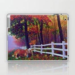 Autumn Nap Laptop & iPad Skin