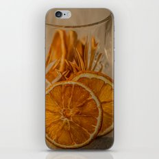Afternoon drink iPhone & iPod Skin