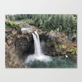 Snoqualmie Falls #2 Canvas Print