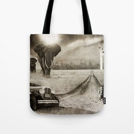 post Frisco Tote Bag