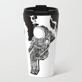 Astronaut Adrift Travel Mug