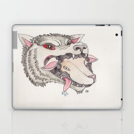 Sheep in Wolf's Clothing Laptop & iPad Skin