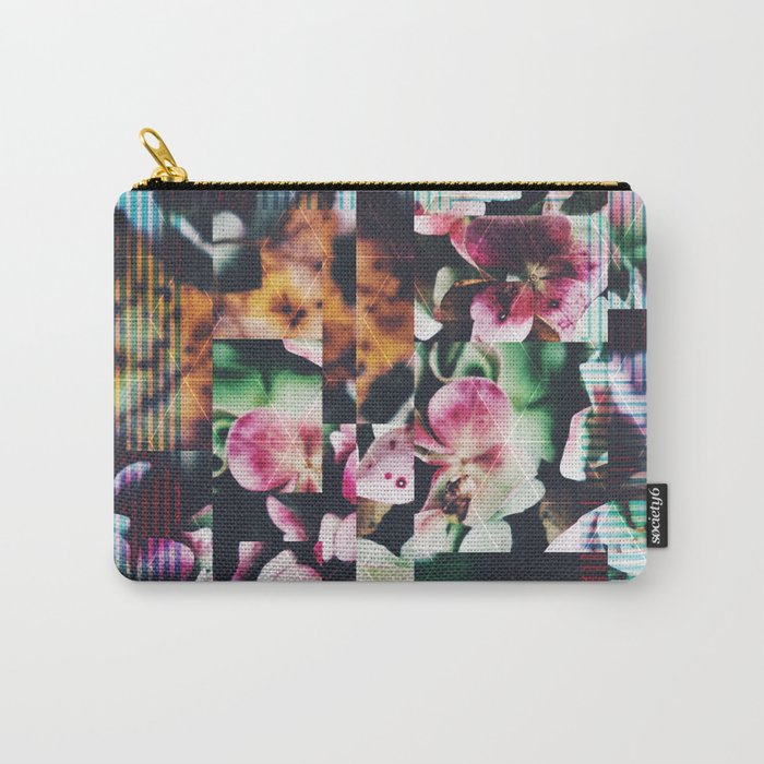 Fractions 16 Carry-All Pouch