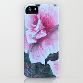 Azalea iPhone Case