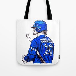 Donaldson Tote Bag