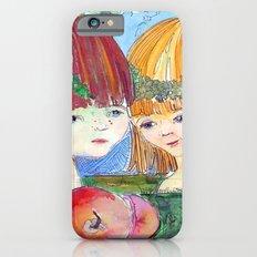Little Adam and Eve iPhone 6s Slim Case