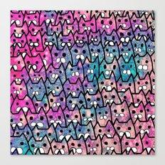 cat-84 Canvas Print