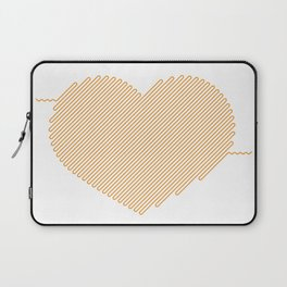 Heart Circuit Laptop Sleeve