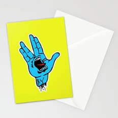Screaming Vulcan Stationery Cards
