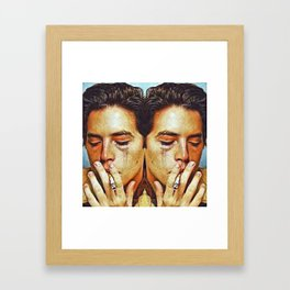 Cole Free Framed Art Print