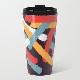Abstract Painting 03 Travel Mug