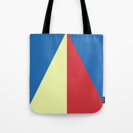 pyramid simple Tote Bag