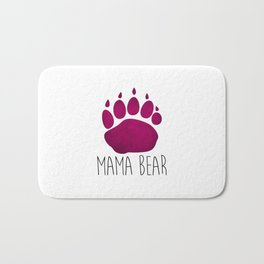 Mama Bear Bath Mat